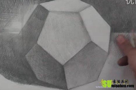 视频:五角十二面体几何体素描绘画教程最后更新:2013-05-06-几何图片