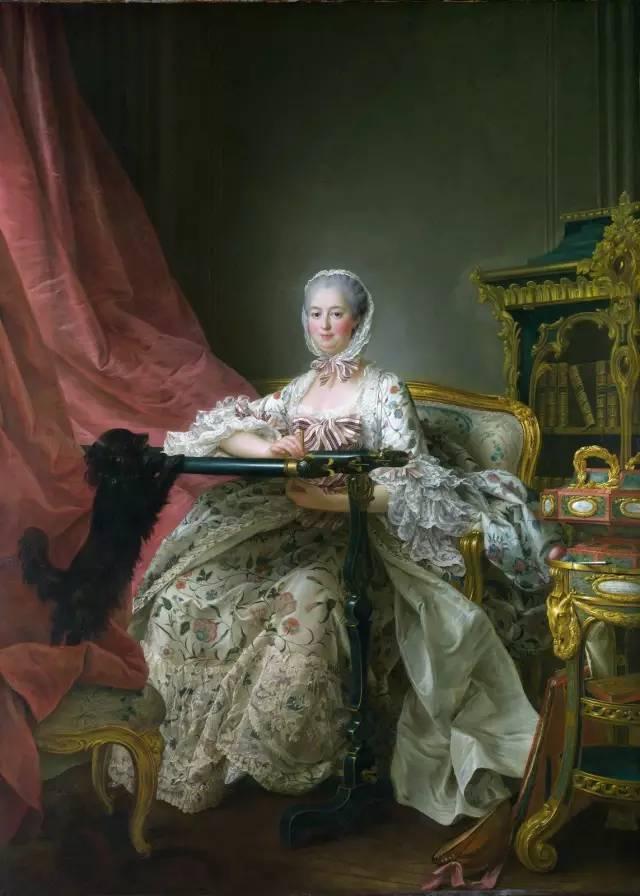 史上最著名的情妇,用美色统治艺术!
